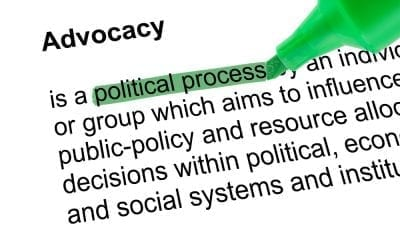 4 elements of effective arts advocacy