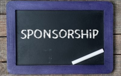 Arts sponsorship – it's not about us.